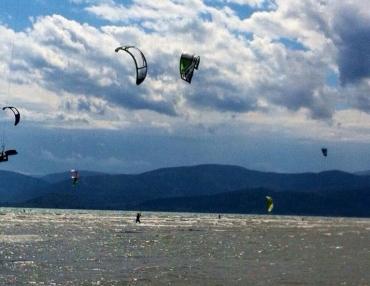 Radical Kite Center Spot